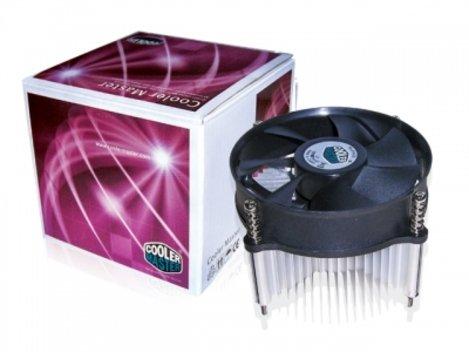 Cooler para Cpu Cooler Master Dp6-9edsc-0l-gp Intel 95w Lga 1155/1156 I3/i5/i7 Box