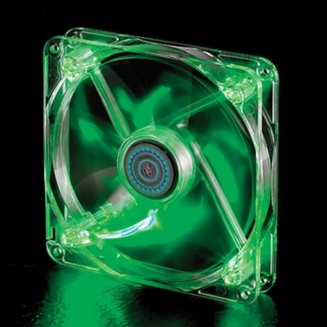 Cooler para Gabinete Bc 140 Led Verde - R4-bcdr-10fg-r1 - 140 X 140 X 25mm Cooler Master