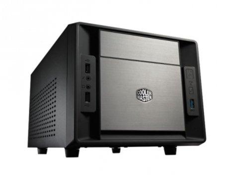 Gabinete sem Fonte Cooler Master Rc-120a-kkn1 Elite 120 Advanced Preto Mini Itx Usb 3.0