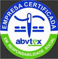 Certificado do selo de fornecedor ABVTEX Blumenau