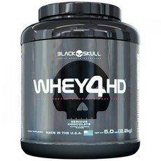 Whey 4HD (2,2Kg) - Black Skull