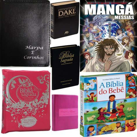 Bíblias Cristãs