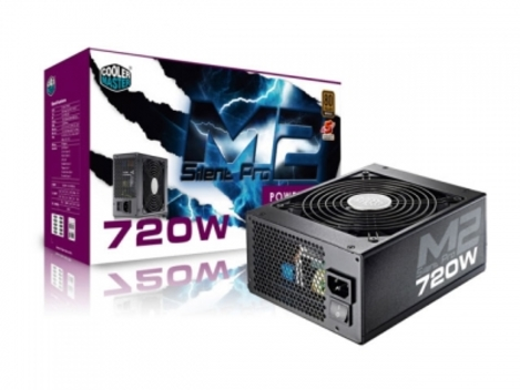 Fonte Cooler Master Rs-720-spm2 Silent Pro M2 720w 80plus Bronze