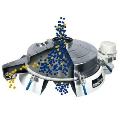 Peneira vibratória Russell Compact Sieve
