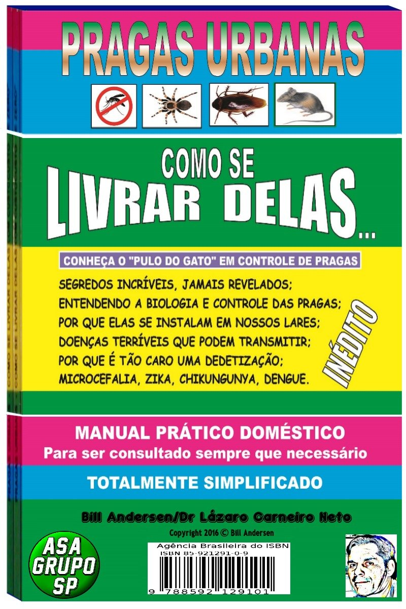 Livro de Pragas Urbanas 11 96424 9997(w.App)0-Bill Andersen