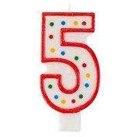 Vela Número 5 Festivela
