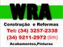 WRA REFORMAS APARTAMENTO E RESIDENCIAS