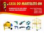 . ALUGUEL DE MARTELETE BH 10% Mais Barato !!!!!!!  25140598 / 89614463