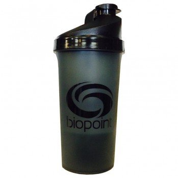 Coqueteleira Shaker Biopoint Black Edition (700ml)