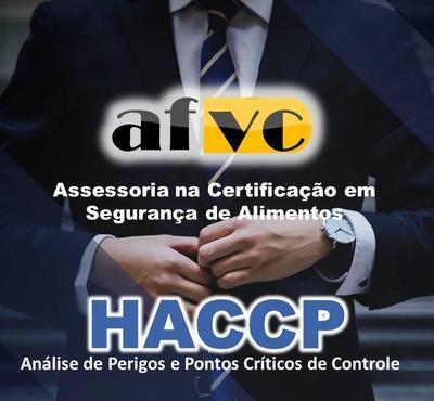 Assessoria na Certificação da HACCP