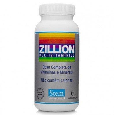 Zillion Multivitaminíco (60 tabs) - Stem
