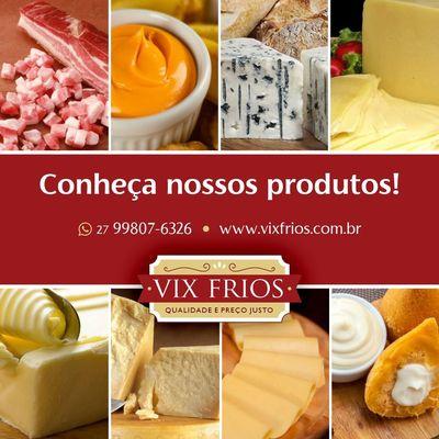 Vix Frios | Distribuidora de Frios em Vitória – ES