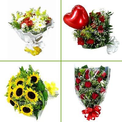 Condomínio Morro do Chapéu entrega flores arranjos e cestas