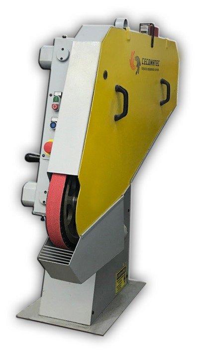 Lixadeira de cinta industrial