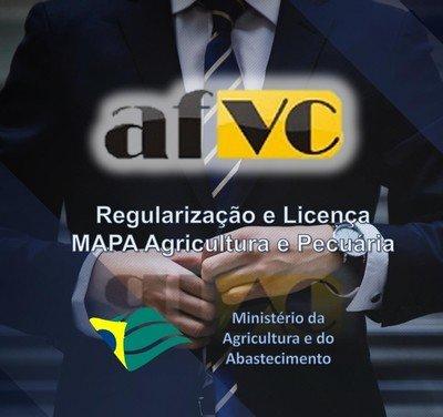 Licença MAPA (Ministério da Agricultura, Pecuária e Abaste