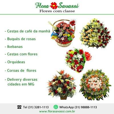Floricultura BH Flora BH - Entrega de Flores Online BH Flora