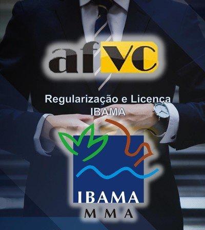 Regularização e Licenças IBAMA.