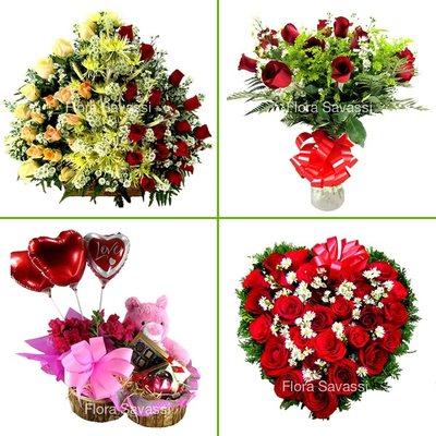 Floricultura Vale dos Cristais Nova Lima flores e cestas